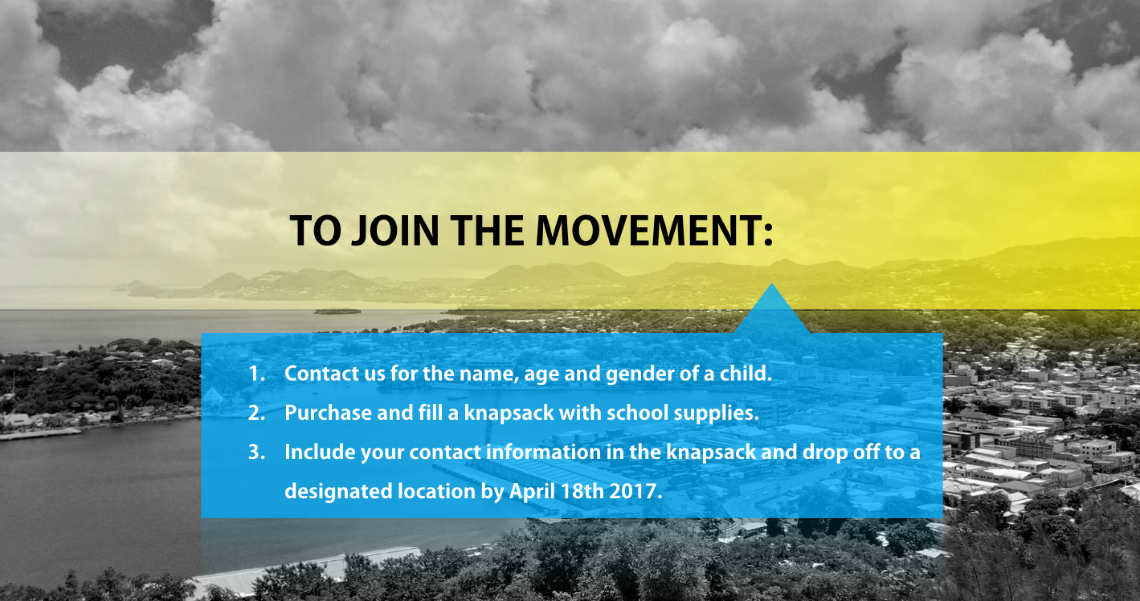 join the movement with st lucia photo